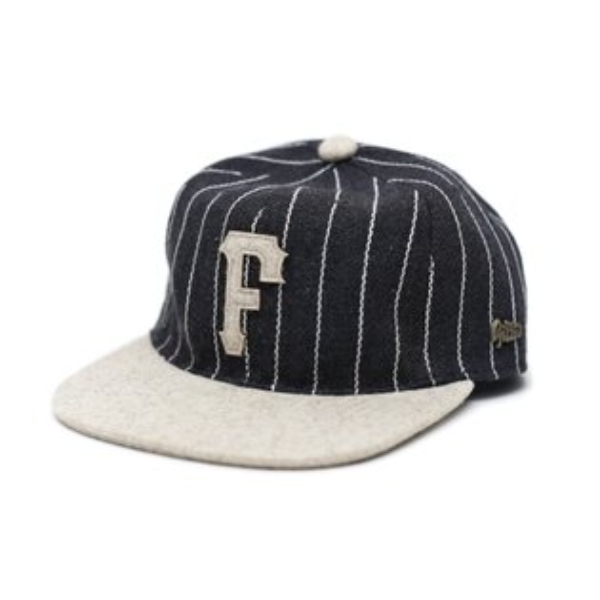 ►法西歐_桃園◄ Filter017 Letter F Woolen Baseball Cap 字母 毛呢 混紡羊毛料 條紋 灰 米白 皮帶扣 棒球帽