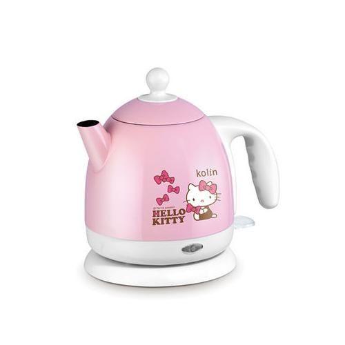 《省您錢購物網》福利品~【歌林 X Hello Kitty聯名款不鏽鋼快煮壺】(KPK-MNR1041)