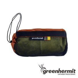 GREEN HERMIT TRAVEL-LINER 超輕單人睡袋套 OD8003