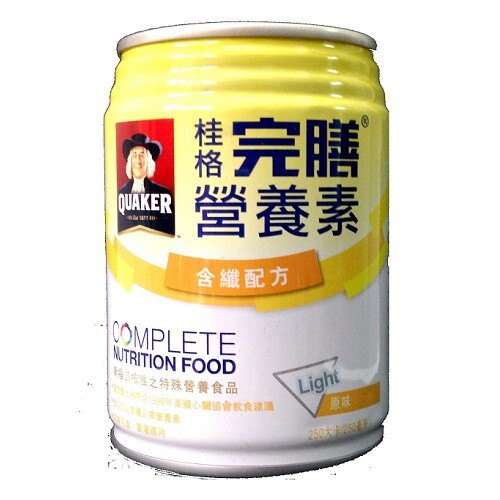 桂格 完膳營養素含纖配方 原味 250ml 24入/箱◆德瑞健康家◆【DR528】
