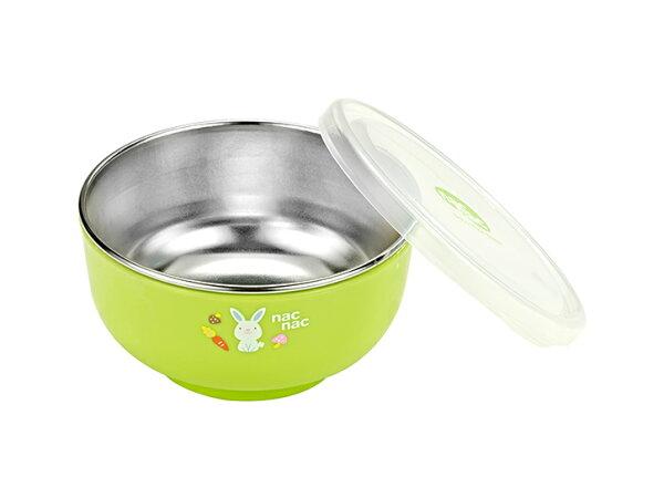 nac nac - 不鏽鋼雙層隔熱小餐碗