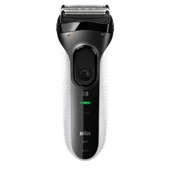 百靈 Braun 3系列 電動刮鬍刀 浮動三刀頭 3020S