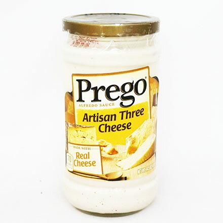 【敵富朗超巿】Prego起司白醬 0