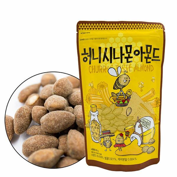 韓國 Toms Gilim 桂皮/杏仁(250g) 【庫奇小舖】大包裝