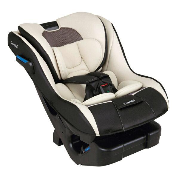 Combi康貝 - New Prim Long S 0-7歲汽車安全座椅(汽座) -哥德灰