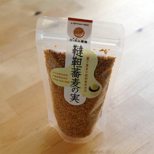 韃靼蕎麥粒/120克-日本烘焙保留蘆丁營養,香脆可口的全穀健康零嘴 2