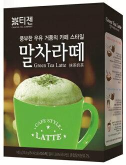 Promo Makanan dan Minuman Rakuten - teazen - matcha green tea latte