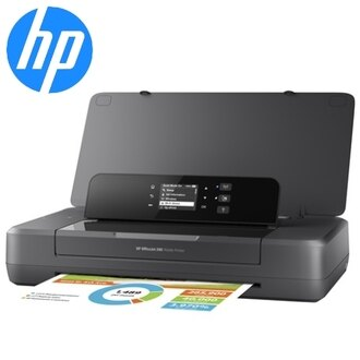 HP Officejet CZ993A 200 Mobile Printer單 噴墨印表機