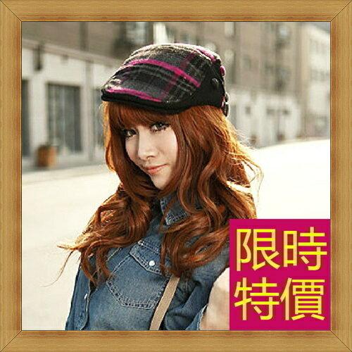 貝雷帽 女帽子-休閒時尚潮流鴨舌帽2色57j25【韓國進口】【米蘭精品】