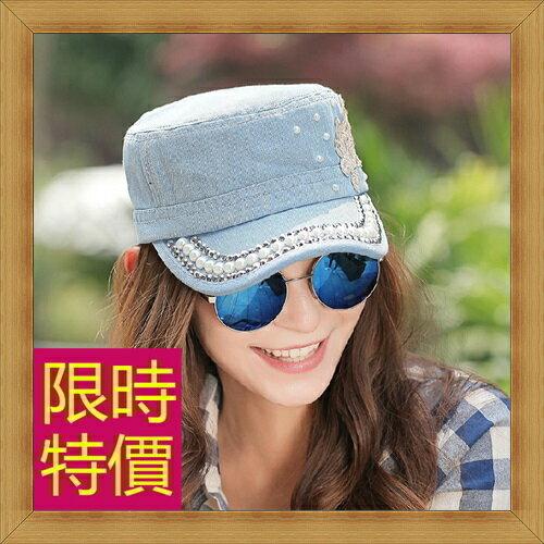 軍帽 女帽子-休閒時尚潮流棒球帽3色57j41【韓國進口】【米蘭精品】