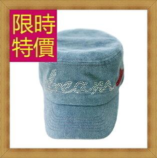 軍帽 女帽子-休閒時尚潮流棒球帽4色57j43【韓國進口】【米蘭精品】
