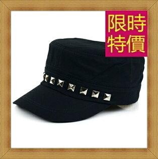 軍帽 女帽子-休閒時尚潮流棒球帽5色57j73【韓國進口】【米蘭精品】