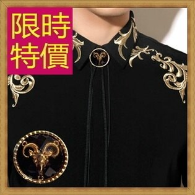 波洛領結(Bolo Tie) 男女配件-牛仔經典圖騰美國西部領帶1款61p16【美國進口】【米蘭精品】