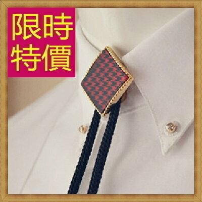 波洛領結(Bolo Tie) 男女配件-牛仔經典圖騰美國西部領帶1款61p9【美國進口】【米蘭精品】