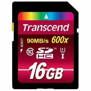 *╯新風尚潮流╭*創見 SDHC記憶卡 16G 16GB C10 UHS-I U1 600x TS16GSDHC10U1