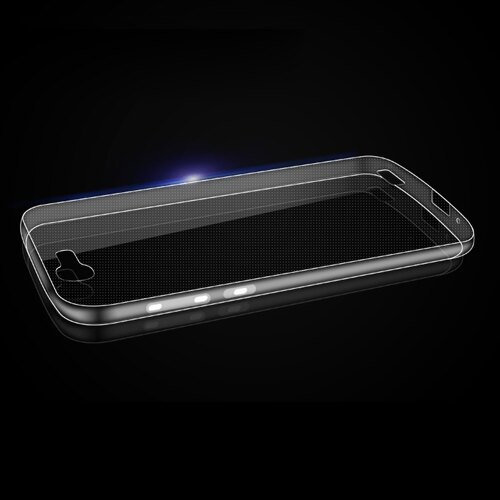 FUNDA CARCASA DE GEL TPU SILICONA TRANSPARENTE ULTRA-THIN 0,3 MM PARA HUAWEI ASCEND G7 4