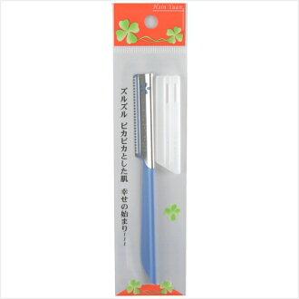 日本貝印安全修眉刀(1入) E-010