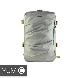 【風雅小舖】【美國Y.U.M.C. Haight城市系列Urban Backpack筆電後背包 銀灰色】筆電包 可容納15.6寸筆電