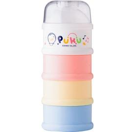 PUKU藍色企鵝 - 四層奶粉盒 0