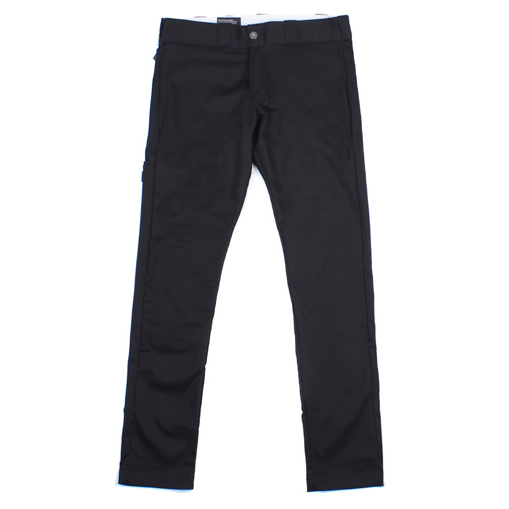【EST】美版 DICKIES WP810 SLIM FIT WORK PANTS 窄版 工作褲 [DK-5006-002] 黑 W28~36 F0108 0