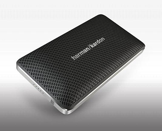 《育誠科技》『Harman Kardon Esquire Mini 黑色』藍芽音響/藍牙喇叭/內建行動電源