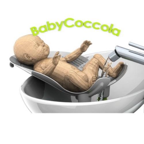【BabyCoccola】寶寶可樂椅(洗屁屁神器) 2
