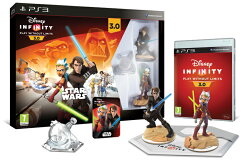 Disney's Infinity 3.0 Star Wars Starter Pack For Playstation 3 Game