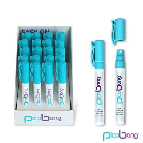 [漫朵拉情趣用品]瑞典PicoBong*Toy Cleanser 玩具清潔噴霧_10ML* DM-9132316-2