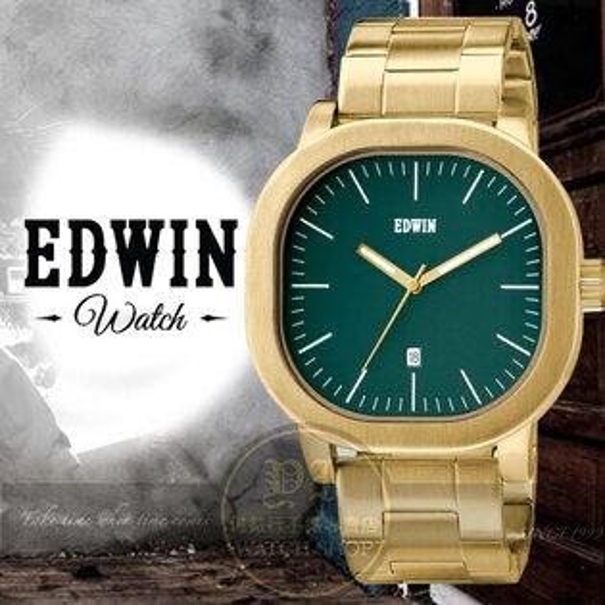 EDWIN美式經典CLASSIC系列ANDERSON復刻潮流腕錶EW1G016M0094公司貨/情人節/禮物/聖誕節