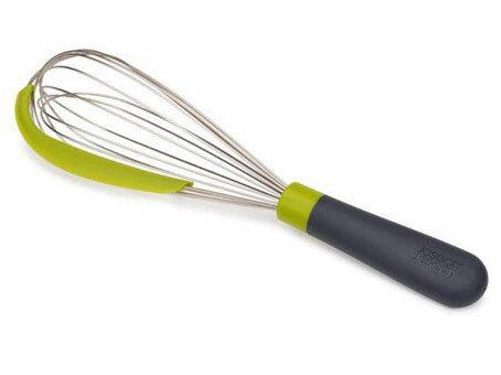 《★英國Joseph Joseph創意餐廚》二合一打蛋刮刀器 美國代購 溫媽媽