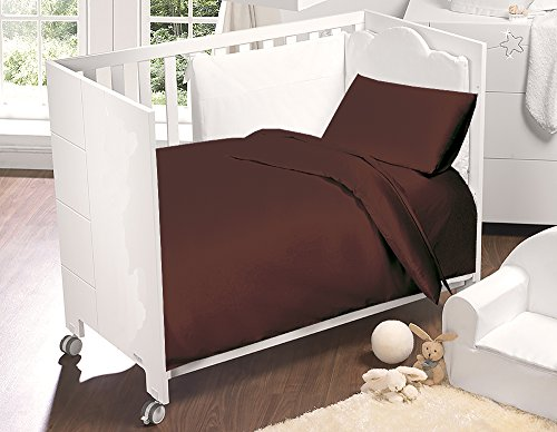 Love2Sleep 100% EGYPTIAN COTTON COT BED DUVET COVER 100 X