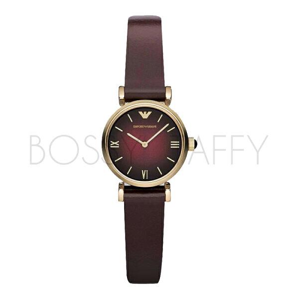 AR1757 AR1758 ARMANI  亞曼尼 時尚優雅大錶盤男女錶 情侶對錶