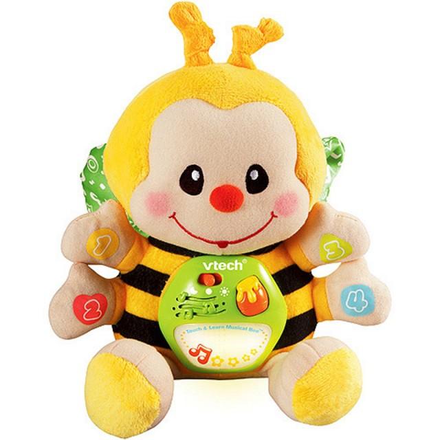 【週年慶特價66折起】美國【Vtech】甜蜜催眠小蜜蜂 0