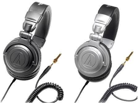 志達電子 ATH-PRO500 日本鐵三角 Audio-technica 摺疊式DJ專用耳機 [公司貨,展示中]