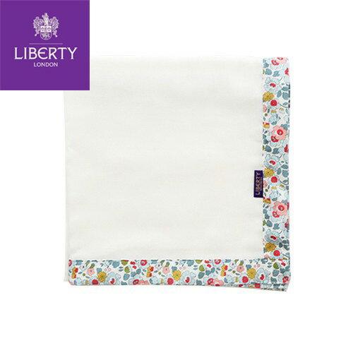 【安琪兒】韓國【 Borny 】英倫頂級款多功能紗巾(藍百花) - 限時優惠好康折扣