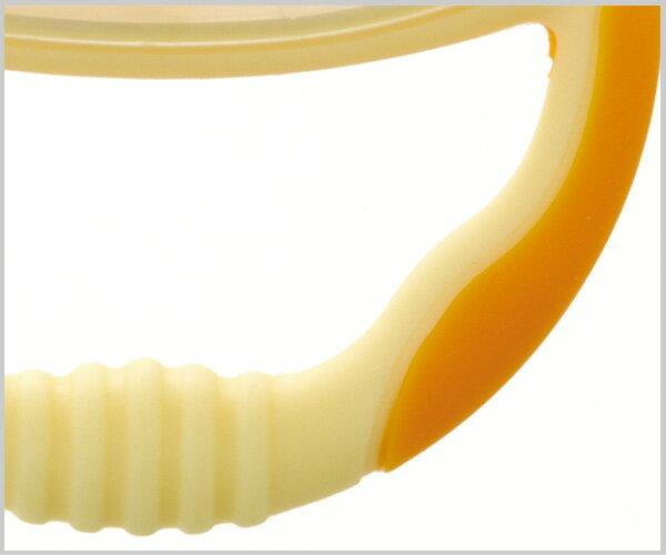 Richell利其爾 - 固齒器 橘黃色一般型 (盒裝) 6