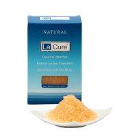 泡湯推薦到La Cure【藍琪兒】Dead Sea 礦物沐浴鹽(橘色)