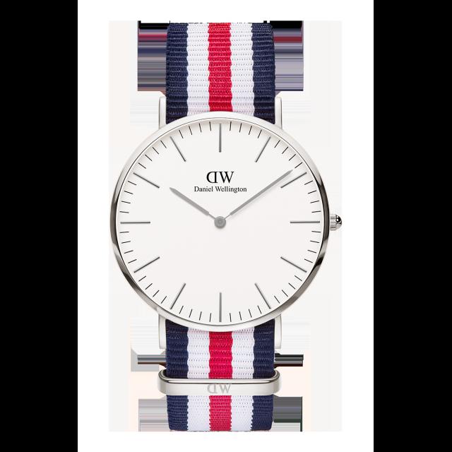 【Daniel Wellington】DW手錶CLASSIC CANTERBURY 36MM(免費贈送另一組表帶) 1