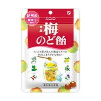 有樂町進口食品 日本KANRO-健康梅子喉糖90g J60 4901351036525 0