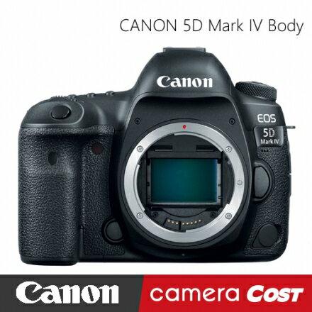 【現貨 不用等】CANON 5D MARK IV 5D4 BODY 單機身 單眼相機 公司貨 再送白金清潔組 5Dmark4 - 限時優惠好康折扣