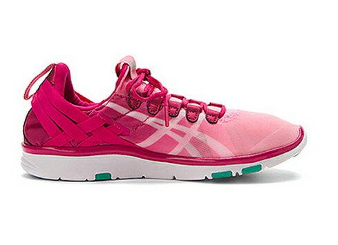 (特價) ASICS 亞瑟士 健身房 訓練鞋 女款 GEL-Fit Sana S465N-3401 [陽光樂活]