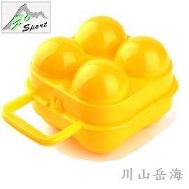 [ GoSport ] 4粒裝蛋盒 / 保護攜帶式 / 收納雞蛋 / 輕巧好收 / 露營幫手 / 預防雞蛋爆裂 / 503002