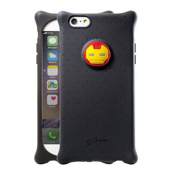 蘋果 iPhone  6 Plus 泡泡保護套-鋼鐵人
