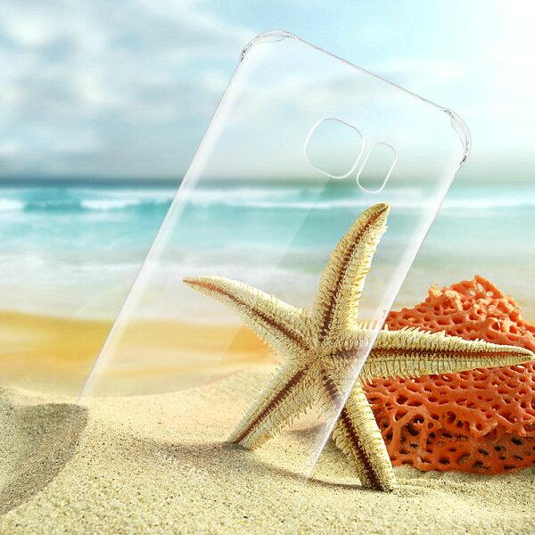 三星 S7 Edge G9350 艾美克羽翼二代水晶殼 imak Samsung Galaxy S7 Edge 透明保護殼 背蓋 DIY素材殼可貼鑽