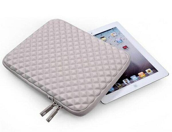 鑽石紋內膽包 9.7吋平板 包 ipad iPad Air保護套吉瑪仕GM170397鑽石