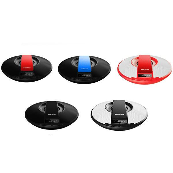 無線藍牙音響 SARDINE 手機插卡音響  飛碟藍牙音響  藍牙鬧鐘音響