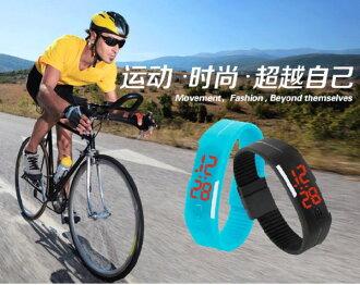 A02 LED電子手錶 男女運動錶 時尚潮流學生手錶 防水錶 情侶對錶 兒童電子錶