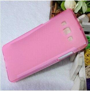 ☆三星Galaxy A5 5吋手機保護套 超薄後殼 彩色布丁套Samsung galaxy A5000清水套 軟背殼