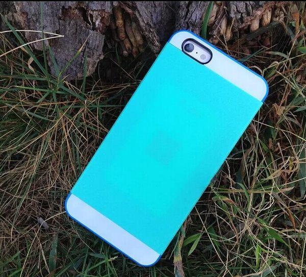 蘋果 iPhone 6 plus 5.5吋 保護套 NX CASE諾訊拼色三合一手機殼 Apple iphone6 plus手機套 時尚雙色保護殼【預購】