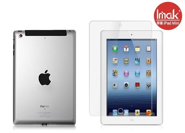 蘋果iPad Mini 平板貼 imak艾美克高透明螢幕貼(附攝像頭貼)APPLE iPad Mini2平板屏幕保護貼保護膜